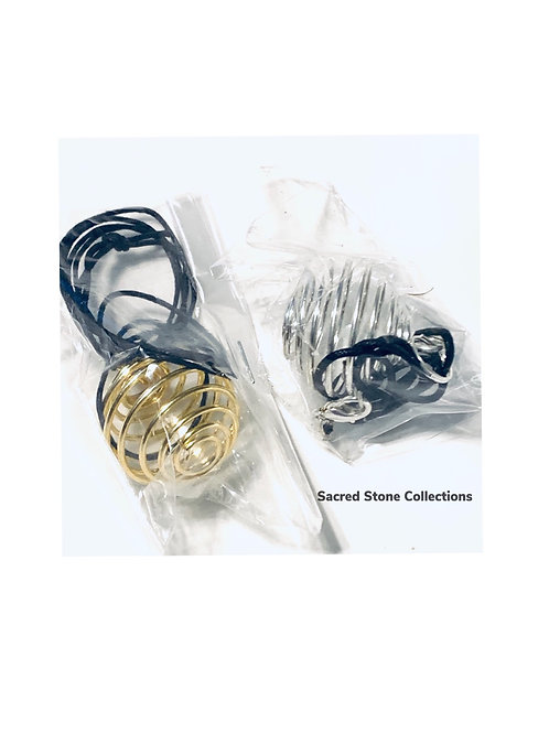 Gemstone Cage Small/Medium