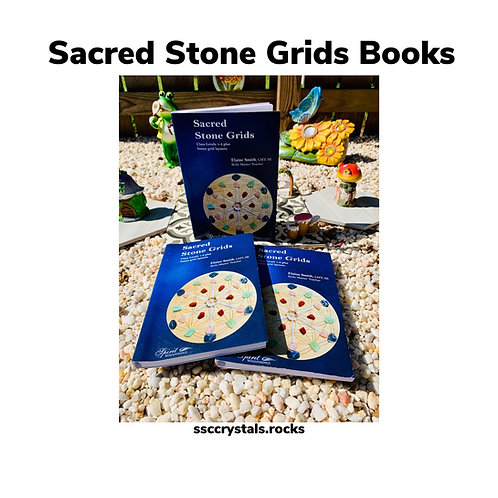 Sacred Stone Grid Layout Books