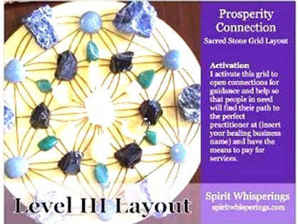 Prosperity Connection Grid Layout Card Level 3