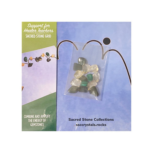 Support for Healer Teachers Mini Grid Kit