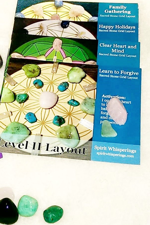 LEVEL II - GRID LAYOUT CARDS