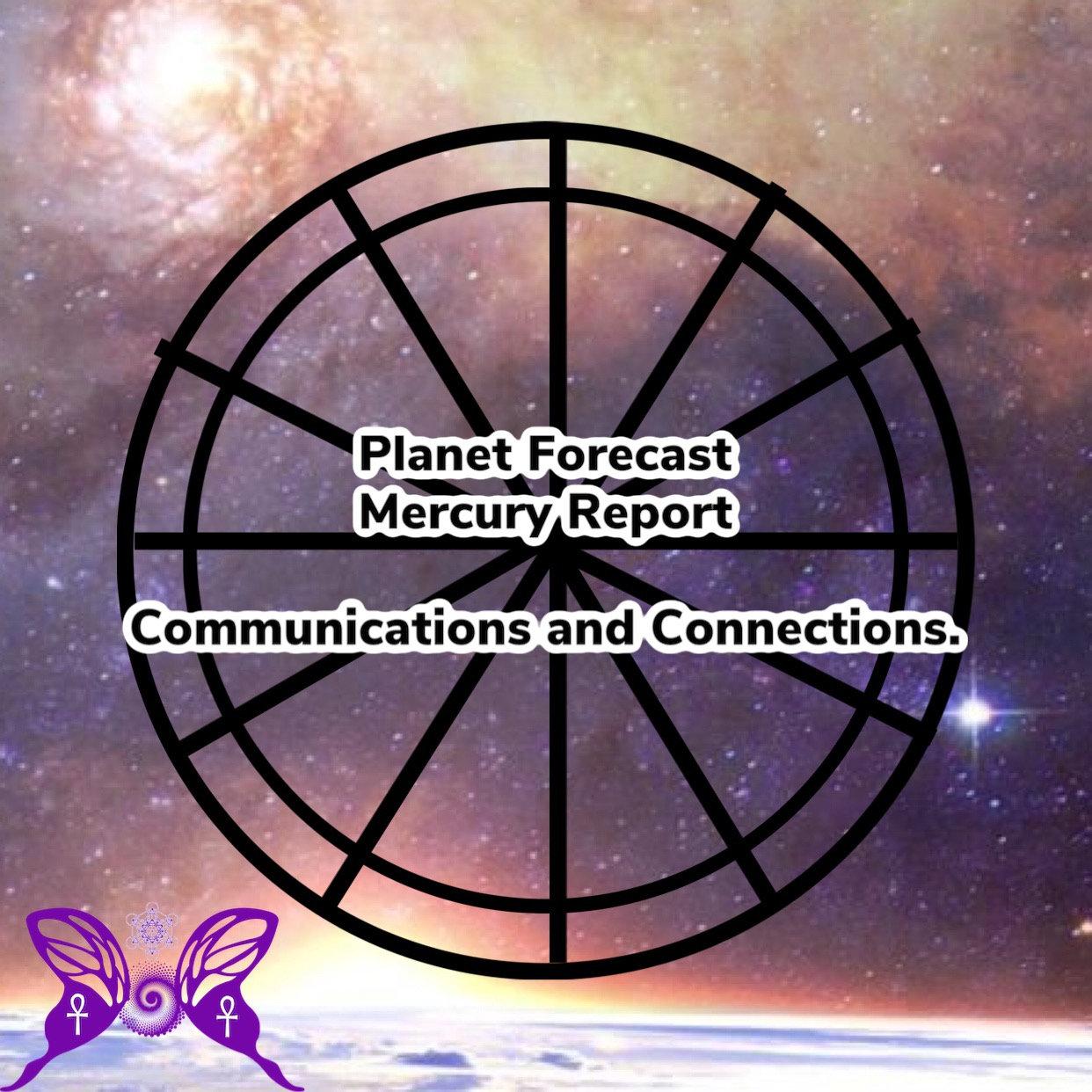 Planet Mercury Report