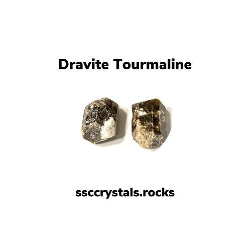 Dravite Tourmaline