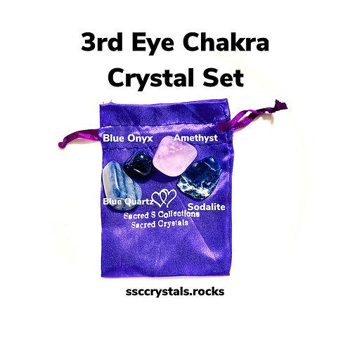 3rd Eye Chakra Set