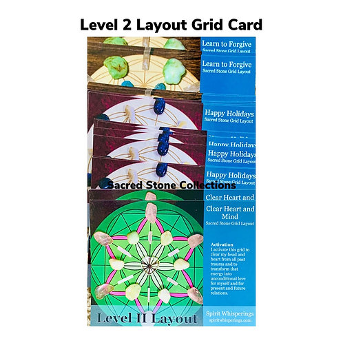 Grid Layout Card - Level 2