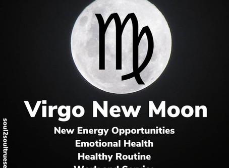 Virgo New Moon Opportunities