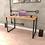 Thumbnail: Escrivaninha De Escritório Office Estilo Industrial 1,20m