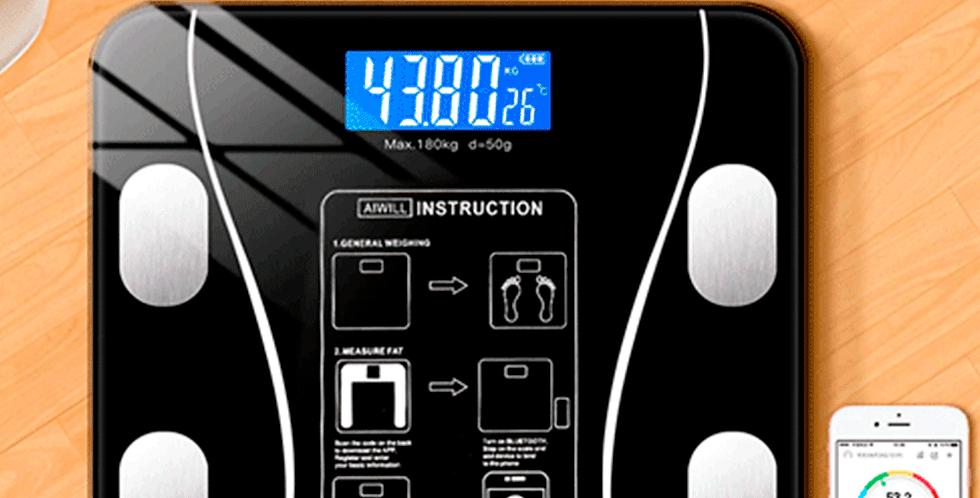 Balança de gordura corporal digital