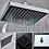 Thumbnail: Ducha Cromada com misturador para equipamentos de aquecimento solar
