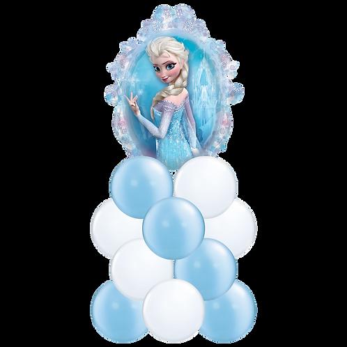 Ballong Søyle - Elsa