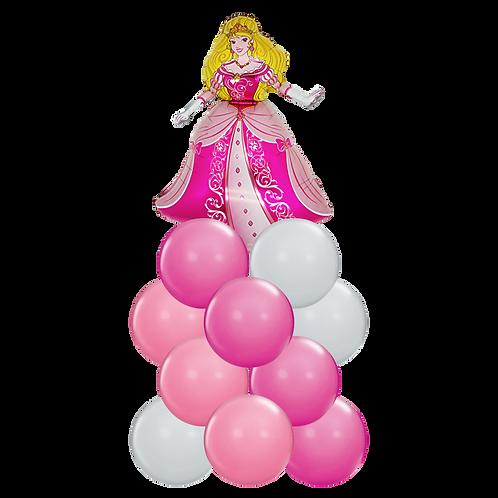 Ballong Søyle - Prinsesse