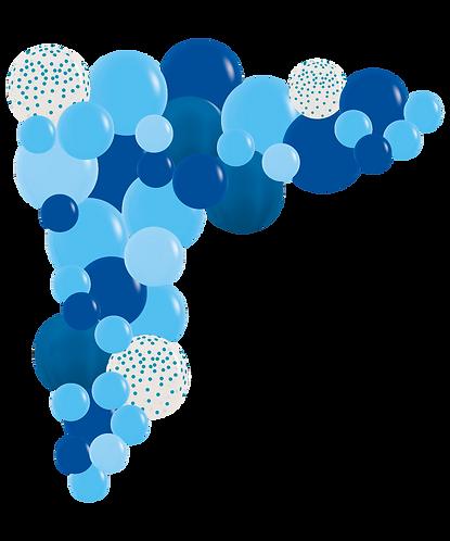 Organisk Ballong Halvbue