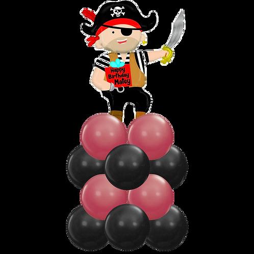 Ballong Søyle - Pirat