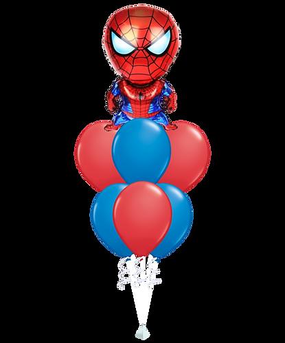 Ballongbukett - Spiderman