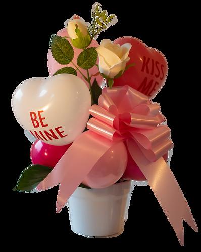 Ballong Blomst