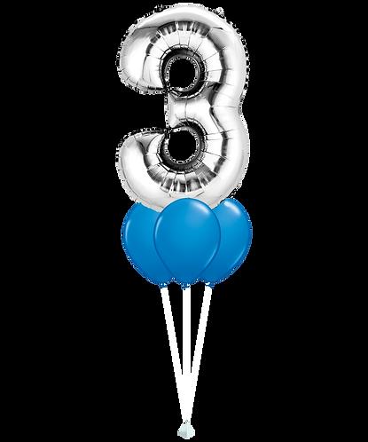 Ballongbukett -Nummer