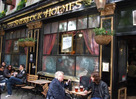 Sherlock Homes - Online szabadulószoba