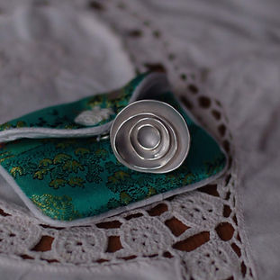 Handcrafted jewellery, commissions welcome.