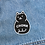 Thumbnail: Chonk Black Cat Patch By Everyday Olive