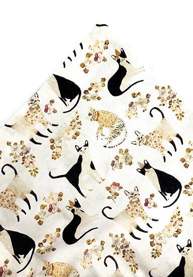 Fancy Pawty Cats Nip Mat