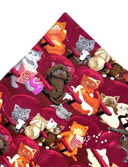Scary Movie Cats Nip Mat