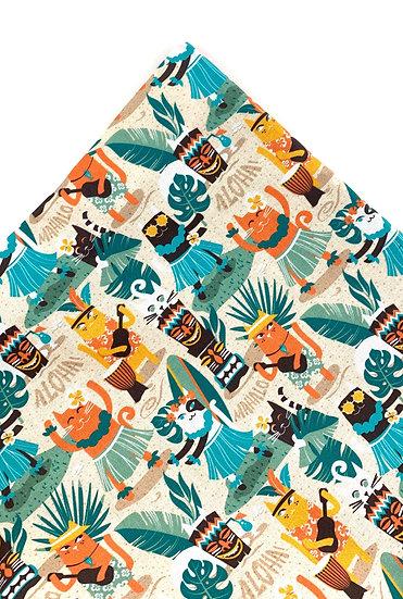 Hawaiian Cats Nip Mat
