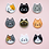 Thumbnail: Kitty Patches By Everyday Olive
