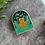 Thumbnail: Bigfoot Cat Sasquatch Cat Enamel Pin By Meugraphics