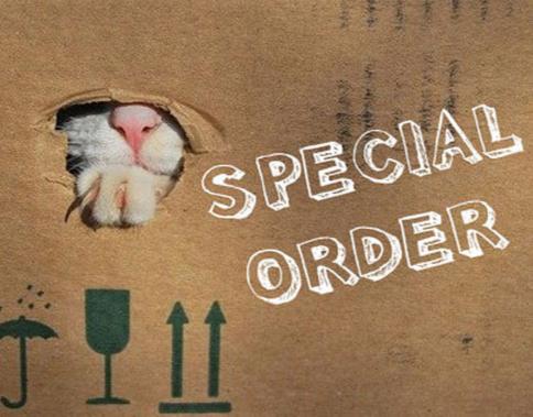 Special Order for Ella