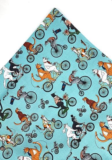 Bicycle Cats Nip Mat