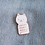 Thumbnail: Adopt Don't Shop Enamel Pin By Everyday Olive