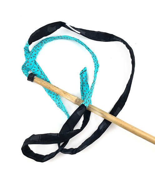 Black Cats Mewdle Wand Toy