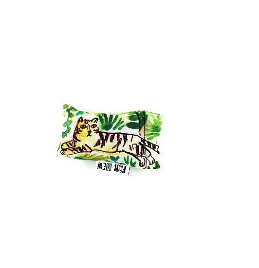 Jungle Cats Green Bean Catnip
