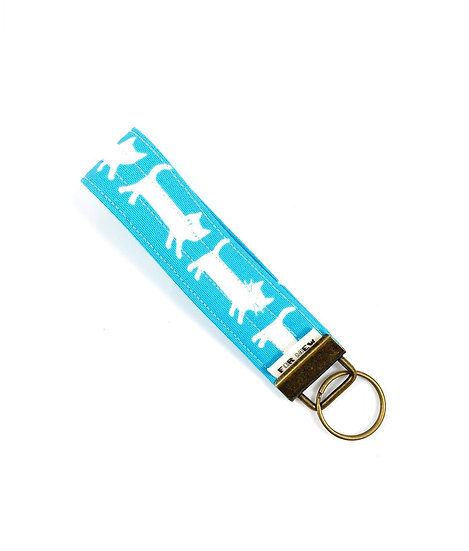 Kitty Cats Key Fob Two
