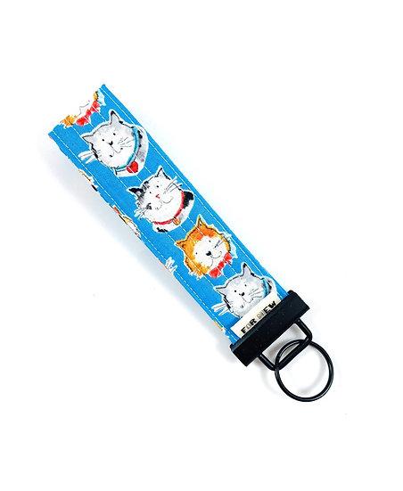 Kitty Cats Key Fob