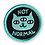 Thumbnail: Not Normal Patch By Gemma Correll Badge Bomb