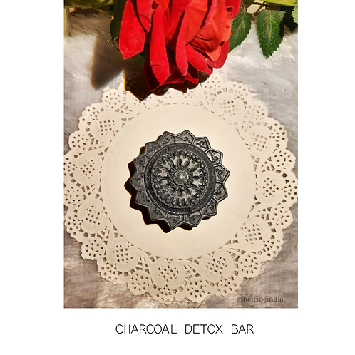 Charcoal Detox Bar by The Tribe India