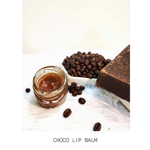Organic Choco Vanilla Lip Balm by The Tribe India