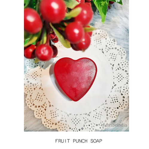 Fruit Punch Bathing Bar by The Tribe India