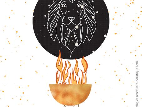 Pleine Lune Lion - 19 août 2020