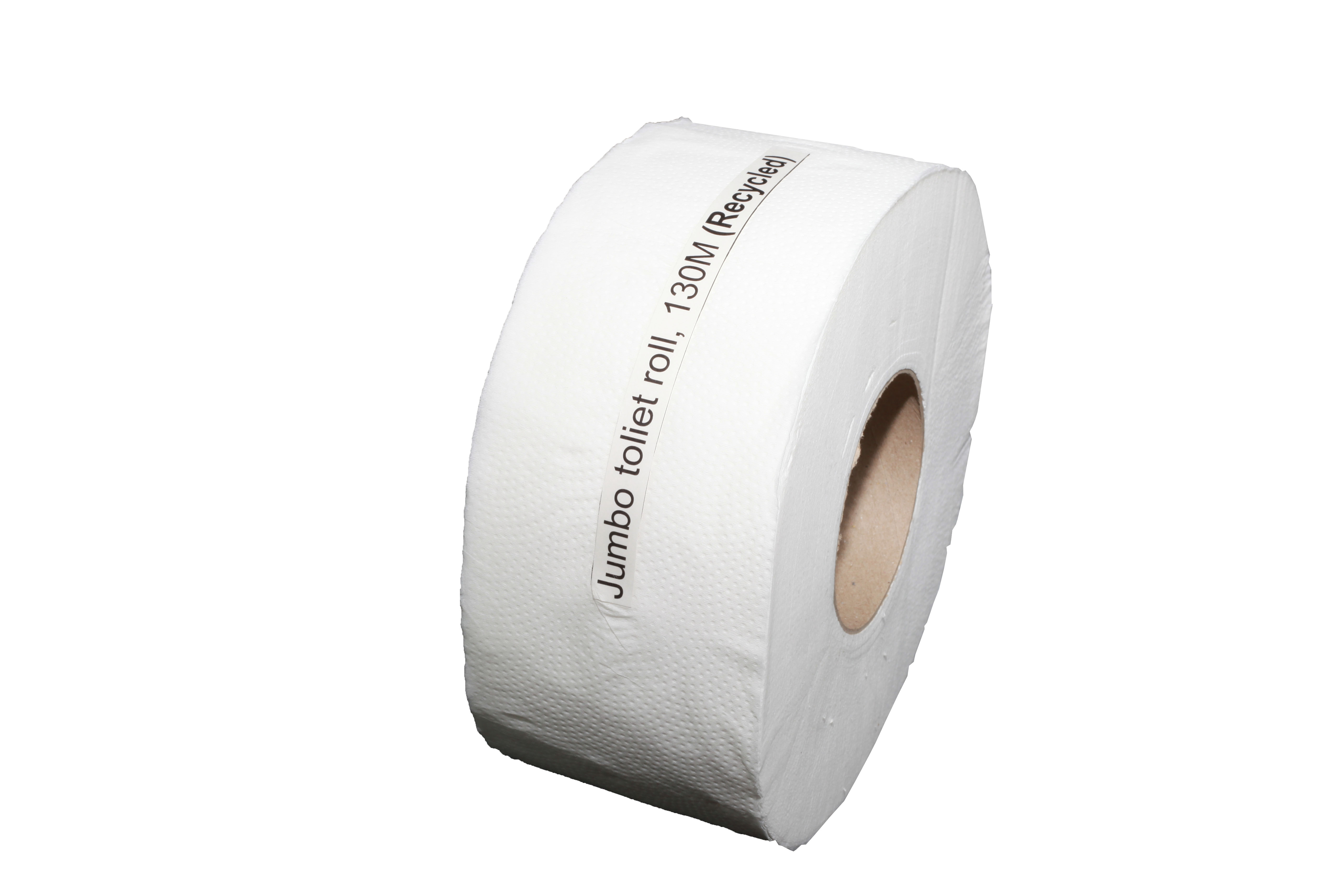 Recycled Jumbo Toilet Roll