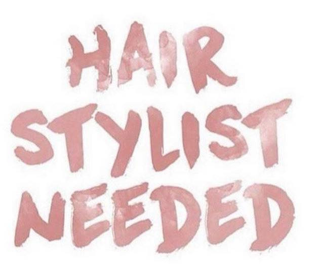 Hair Stylist Vacancies Full & Part Time
