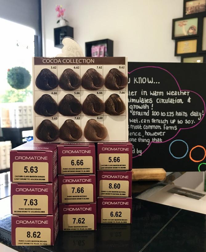 New Montibello Cocoa Collection Colours