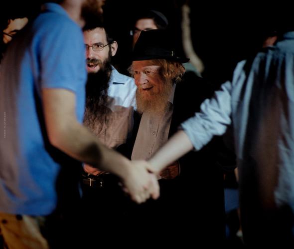 ישיבת תקוע -מדורת ל״ג בעומר עם הרב שטיינזלץ