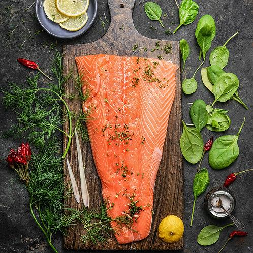Fish Salmon Fillet