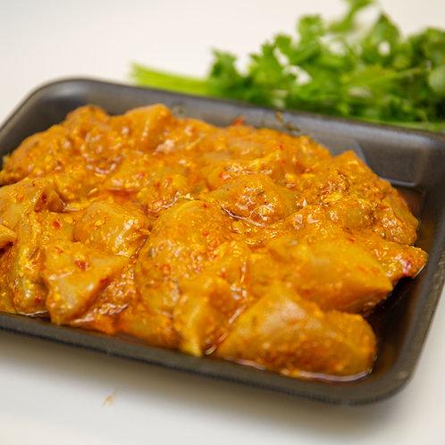 Chicken Behari Cubes