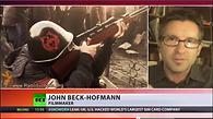 hoffman hofman hoffmann 7 MINUTES OF TERROR  tyranny web series koldcast John Beck-Hofmann director, composer, cameraman