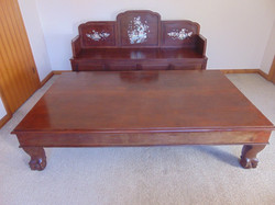 LARGE LOW TABLE