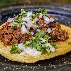 Tacos de Barbacoa de La Casa
