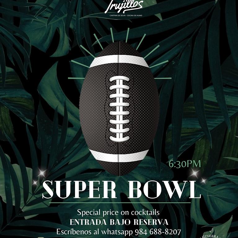 SUPER BOWL 2021 - Trujillos Cantina de Selva